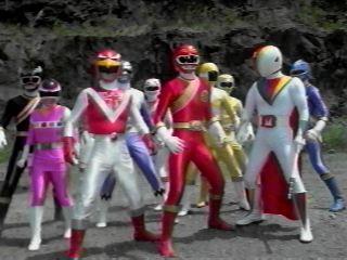 Bạn có biết rằng 5 anh em siêu nhân Mỹ (Power Rangers) đều là mua lại của  Nhật? | Yahoo Hỏi & Đáp